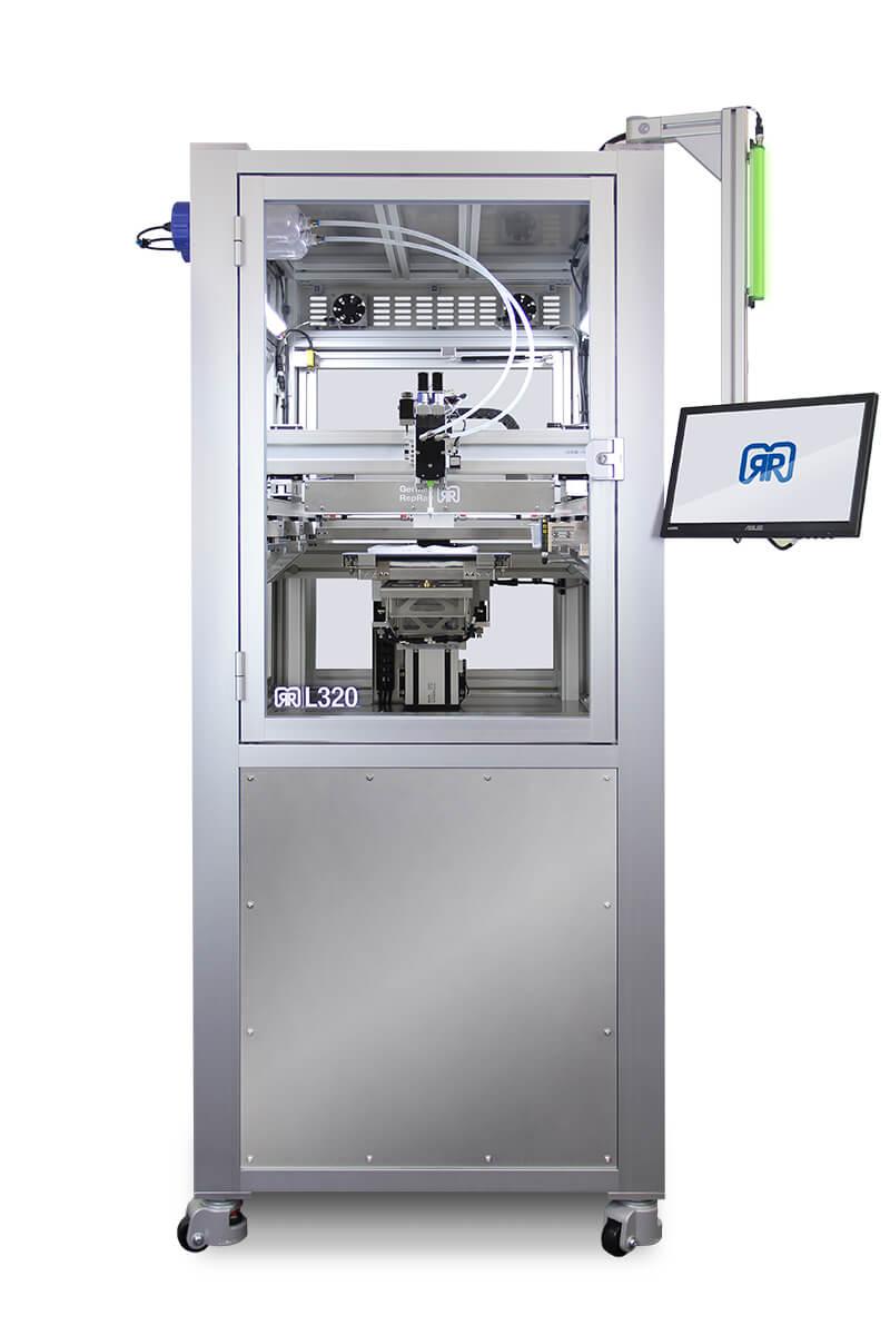 L320 German RepRap - Imprimantes 3D