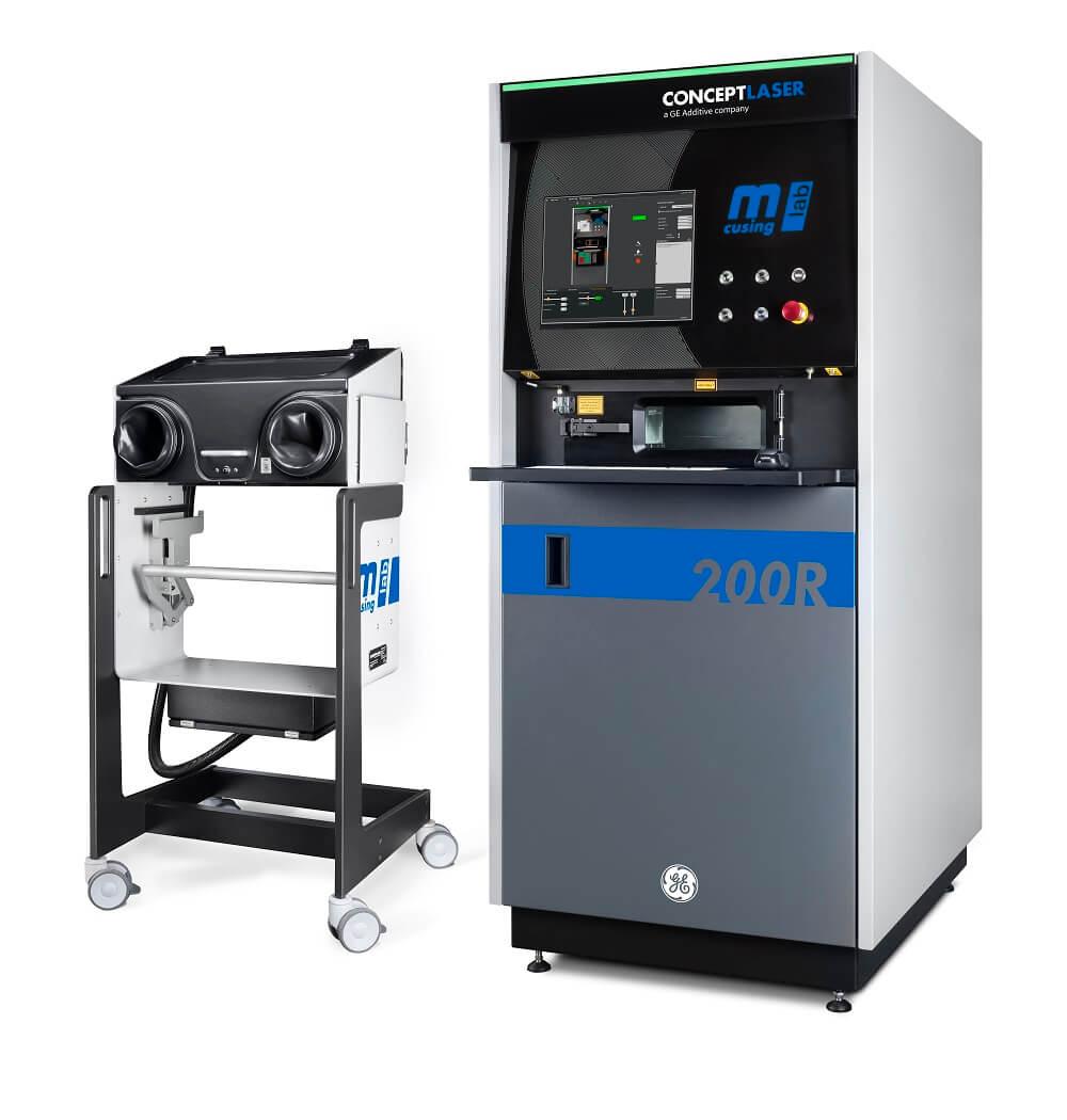 Mlab cusing 200R Concept Laser - Imprimantes 3D