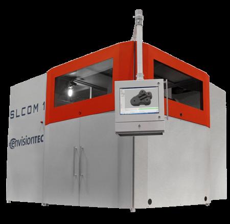 SLCOM 1 EnvisionTEC - Fibre continue, Grand format