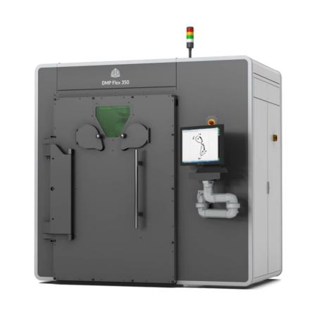 DMP Flex 350 3D Systems - Grand format, Métal
