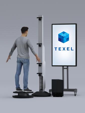 Portal MX Texel - Scan corporel