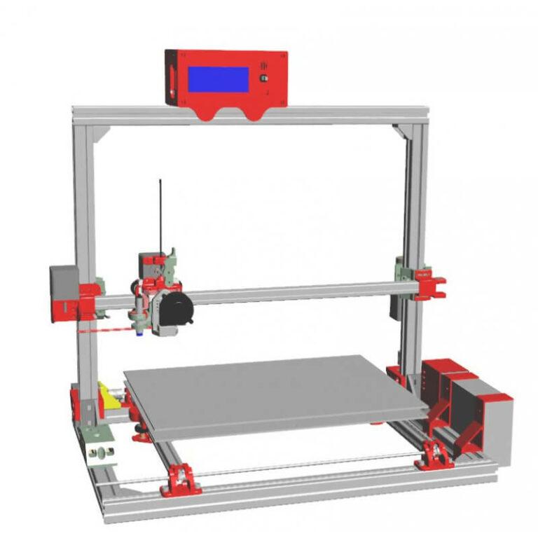 Scalar XL Premium 3D Modular Systems - Imprimantes 3D