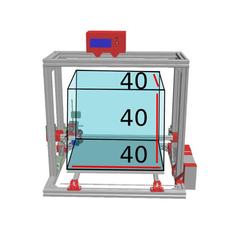 Scalar XL Premium 40 3D Modular Systems - Imprimantes 3D