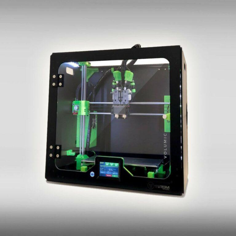 STREAM 20 Dual MK2 Volumic - Imprimantes 3D