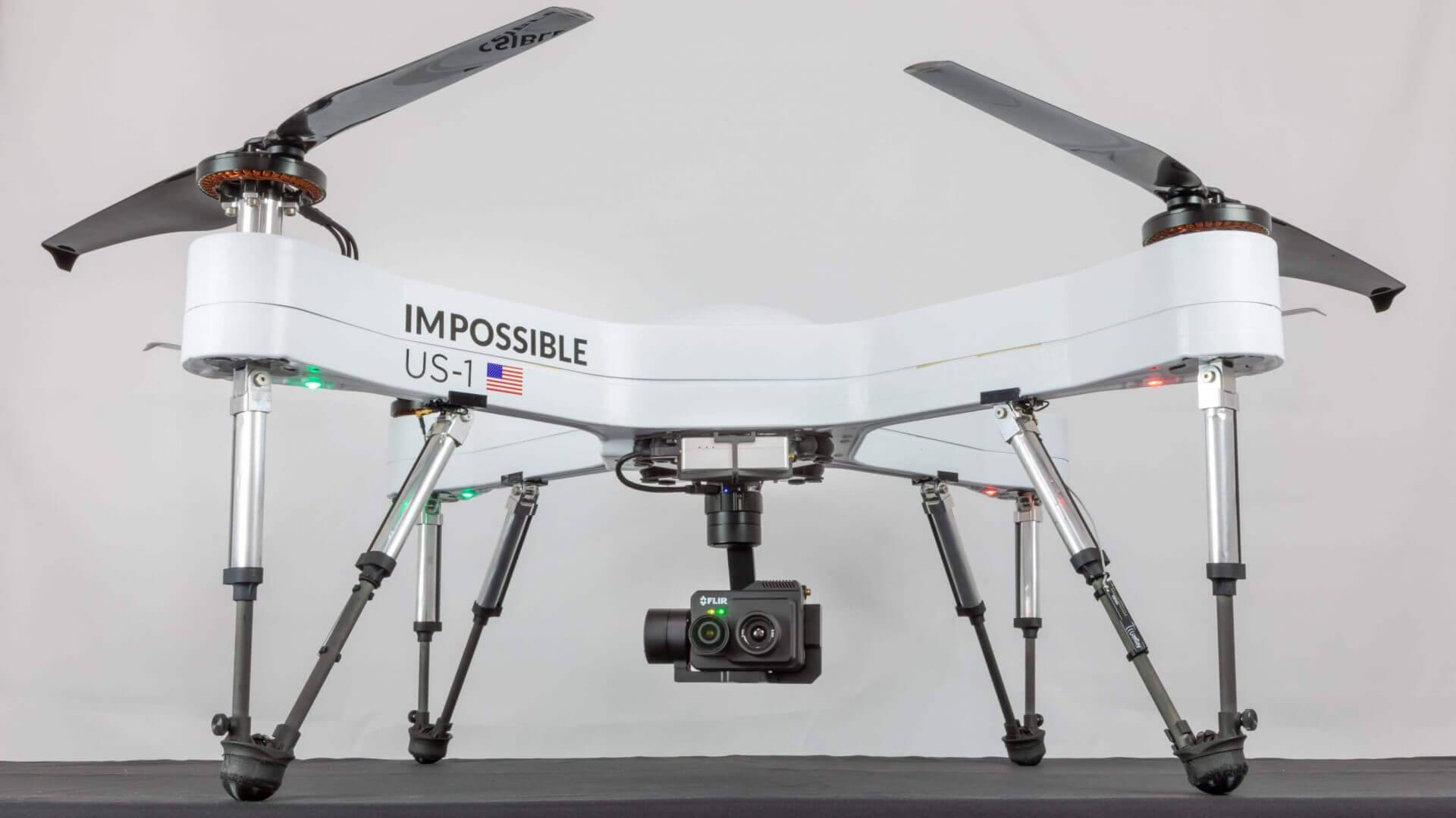 US-1 Impossible Aerospace - Drones