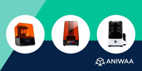 Les meilleures imprimantes 3D résine (SLA, DLP, LCD) en 2020