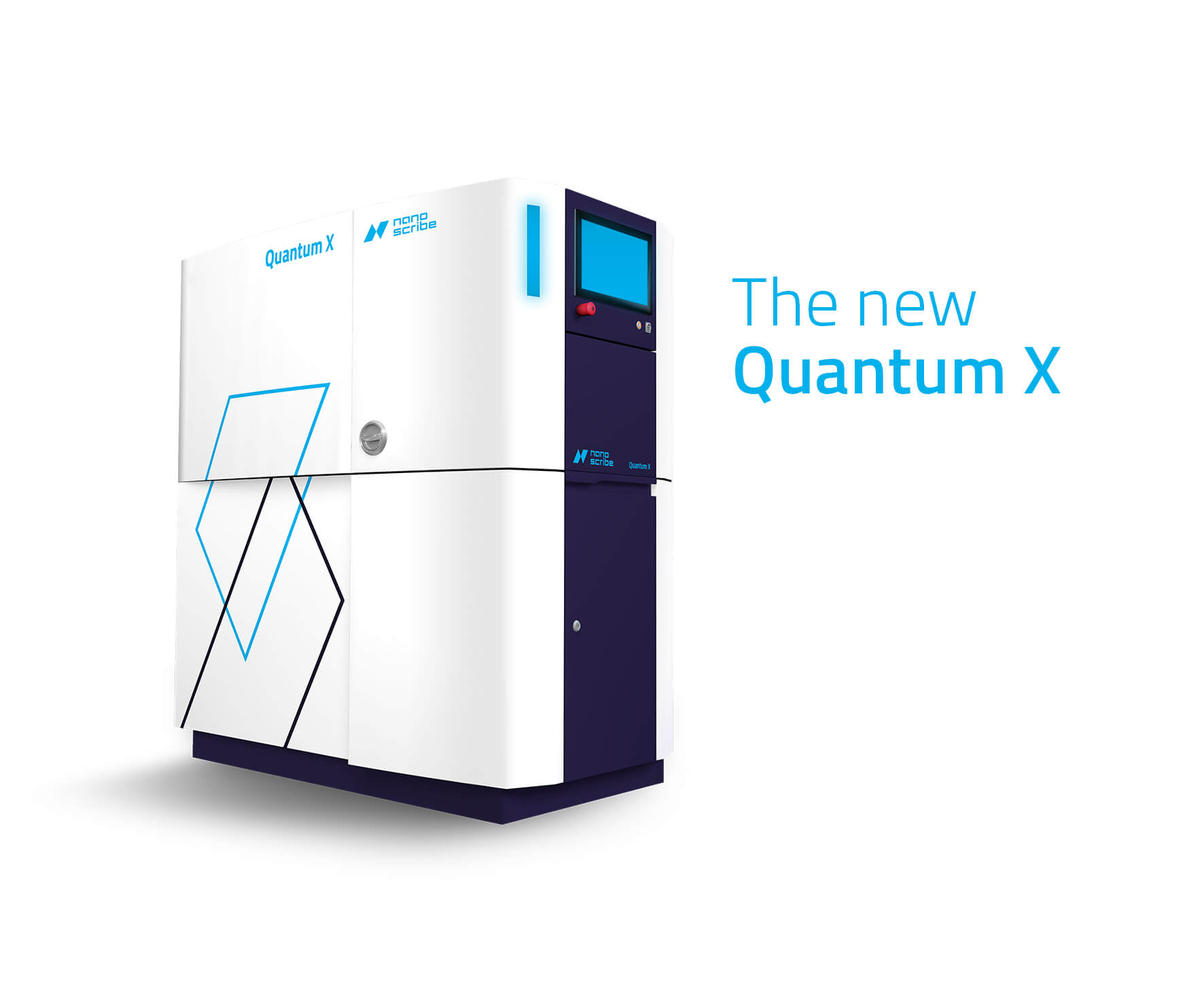 Nanoscribe Quantum X