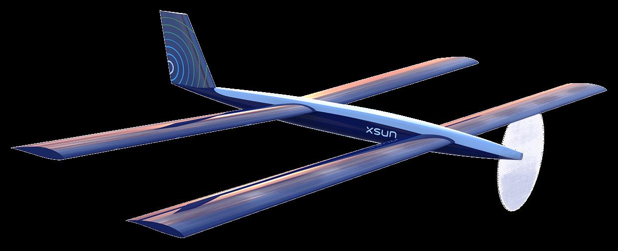 SolarXOne XSun - Drones
