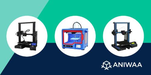 Imprimante 3D pas chère : le meilleur à moins de 300€