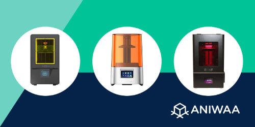 Imprimantes 3D résine abordables : le meilleur à moins de 750 €