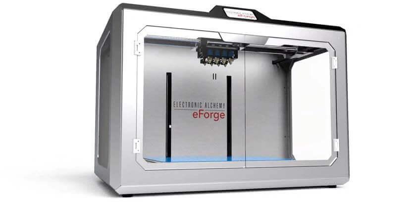 eForge Electronic Alchemy - Imprimantes 3D
