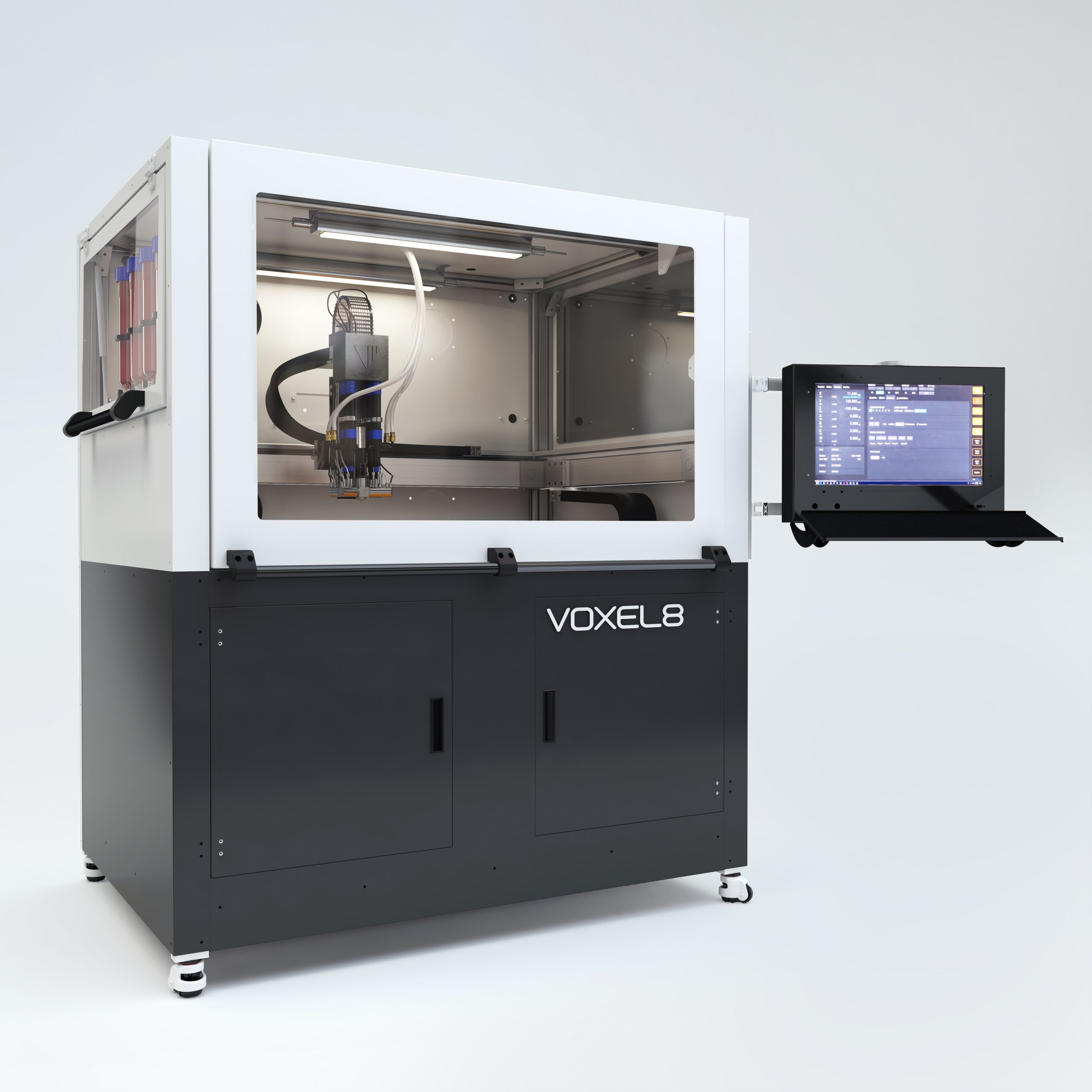 ACTIVELAB® DIGITAL FABRICATION SYSTEM