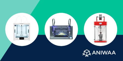 Les 10 meilleures imprimantes 3D grand format en 2019