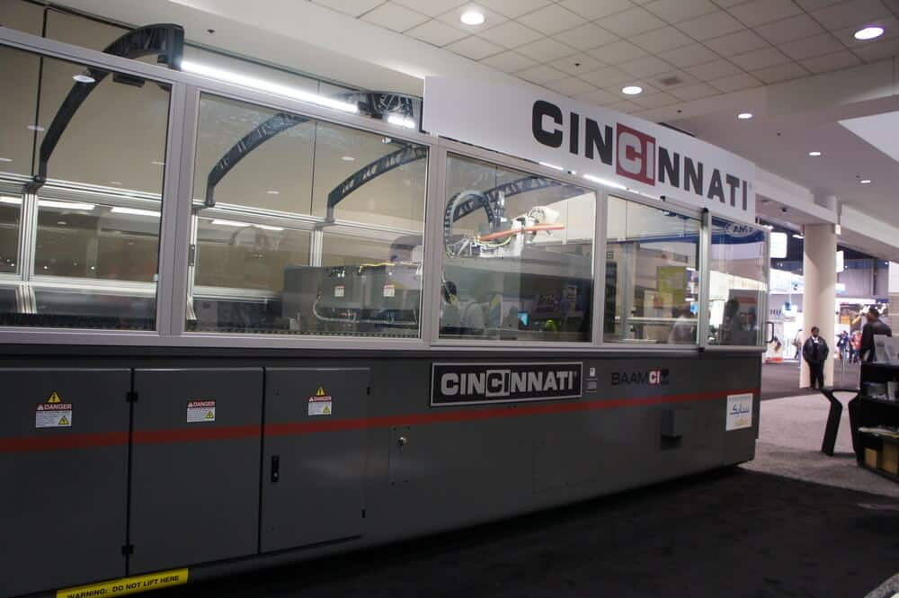 BAAM Cincinnati Incorporated - Imprimantes 3D