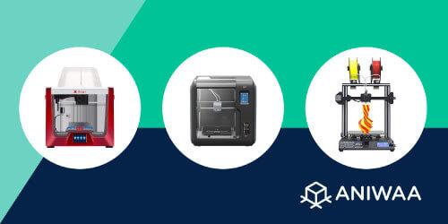 Meilleure imprimante 3D à moins de 500 € : le top 10 !