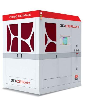 C3600 ULTIMATE 3DCeram - Céramique, Grand format, Résine
