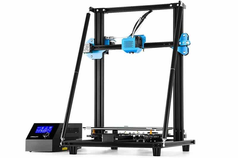 Creality CR-10 V2 : l'impression 3D grand volume accessible et efficace