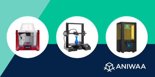 Les meilleures imprimantes 3D sur Amazon : guide d'achat 2020