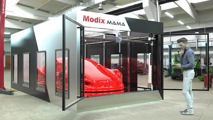 MAMA Modix - Imprimantes 3D