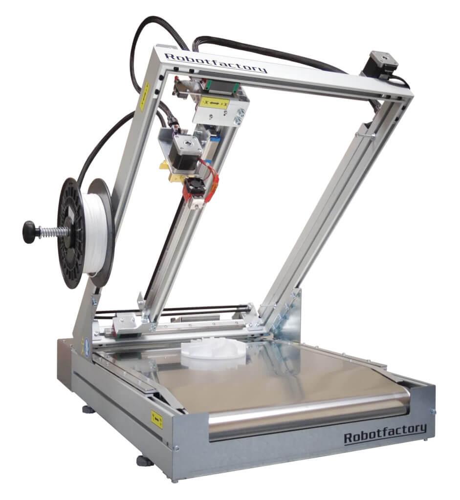 Silver Belt Robotfactory - Imprimantes 3D