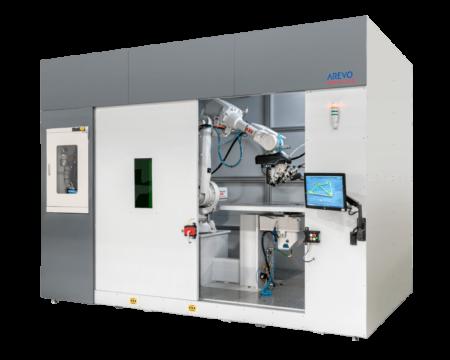 Aqua Arevo - Imprimantes 3D