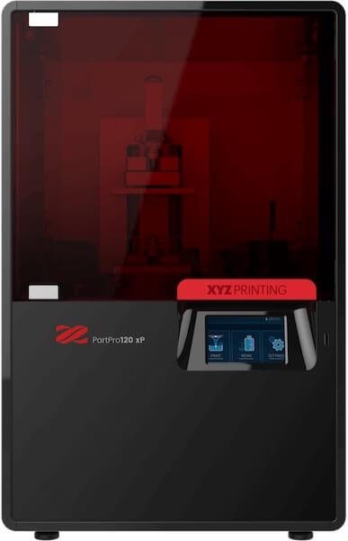 PartPro120 xP XYZprinting - Imprimantes 3D