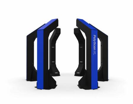 Polyscan XL Polyrix - Scanners 3D