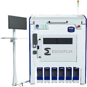HSE 180-S Essentium - Grand format, Haute température
