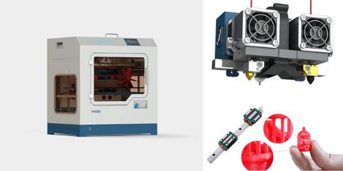 La CreatBot F430 : une puissante imprimante 3D pour matériaux d'ingénierie et PEEK