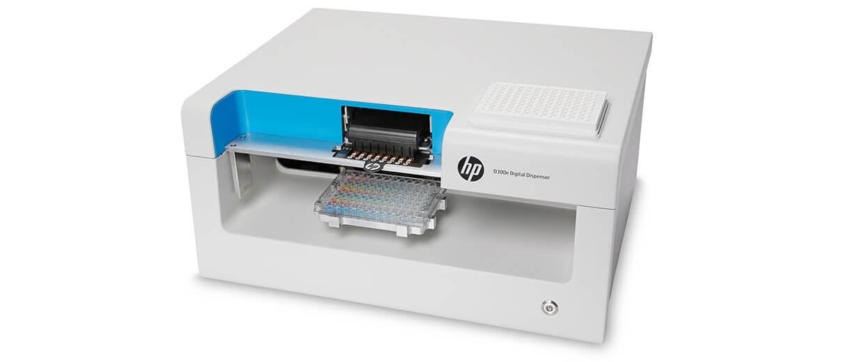 D300e BioPrinter HP - Bio-impression