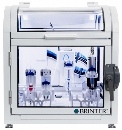 3D Bioprinter Brinter - Bio-impression