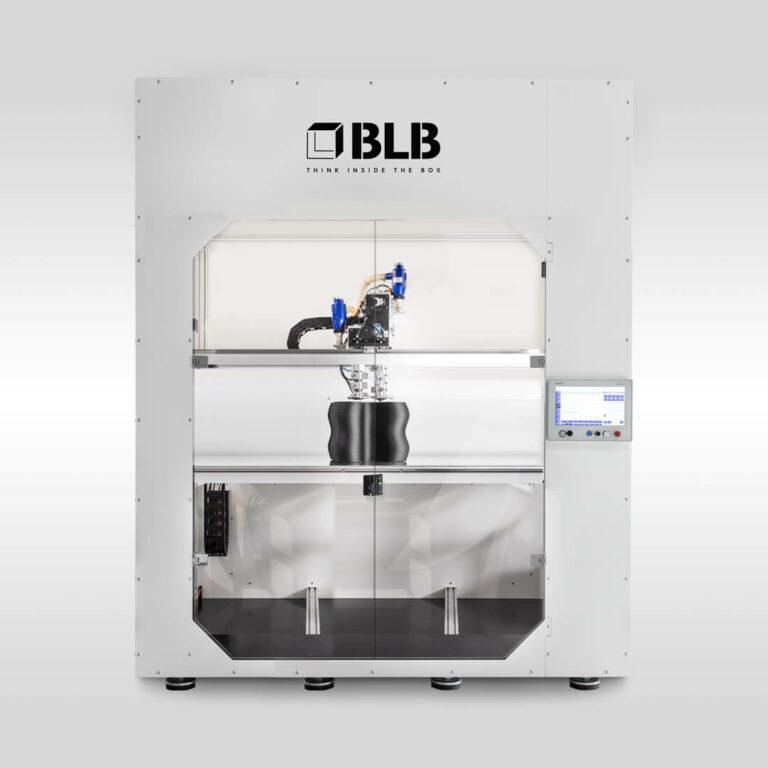 THE BOX Large BLB Industries - Imprimantes 3D