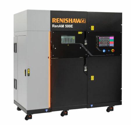 RenAM 500E Renishaw - Métal