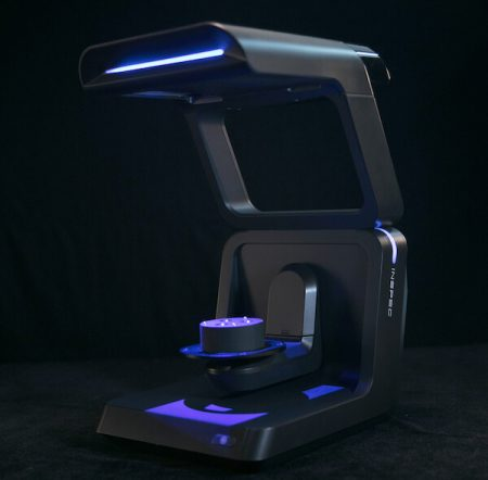 AutoScan Inspec Shining 3D - Métrologie