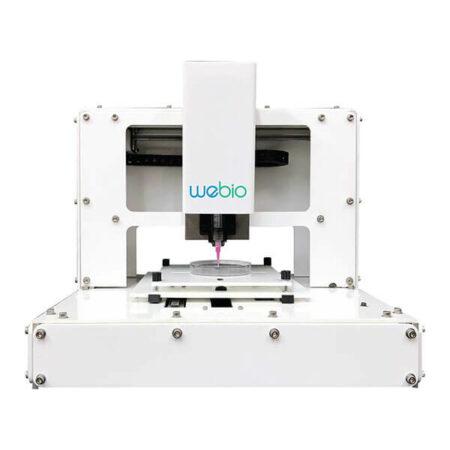 Bioprinter WeBio - Bio-impression