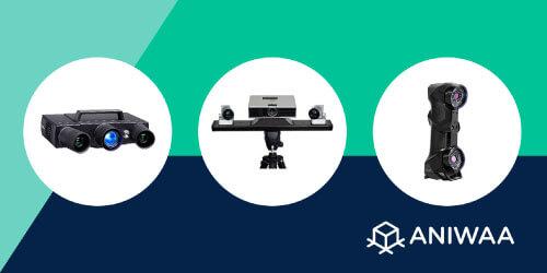 Les meilleurs scanners 3D de métrologie en 2021