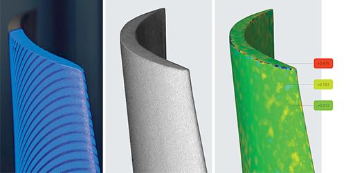Introduction à l'inspection 3D automatisée avec les solutions de métrologie GOM