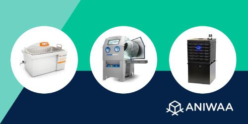 Post-traitement et impression 3D : quelles solutions ?