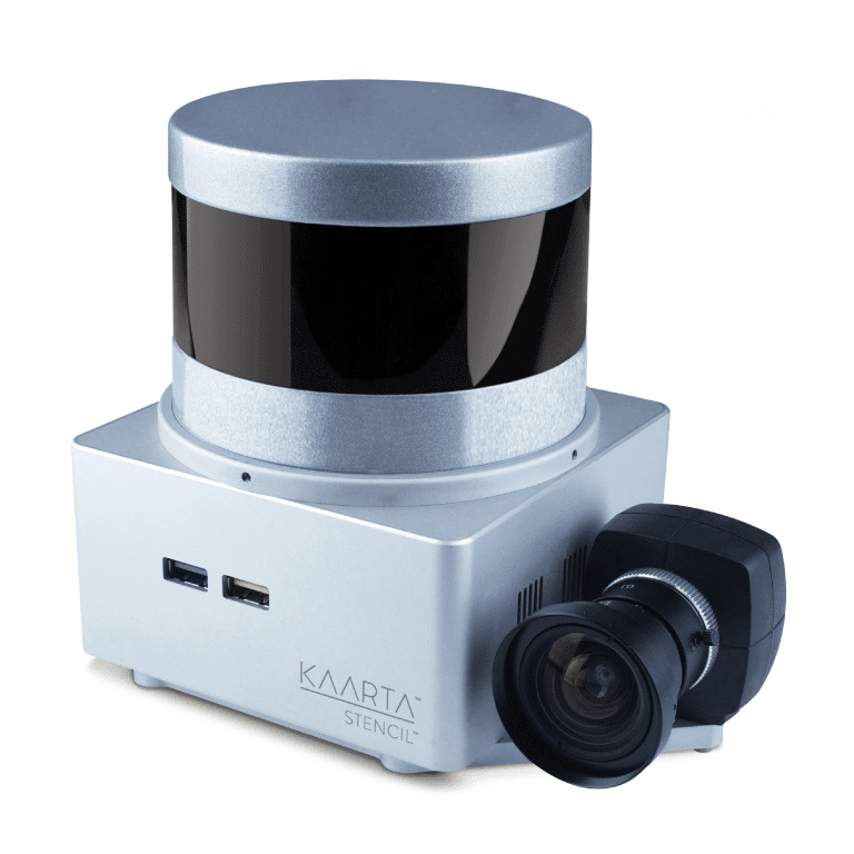 Stencil 2 Kaarta - Scanners 3D