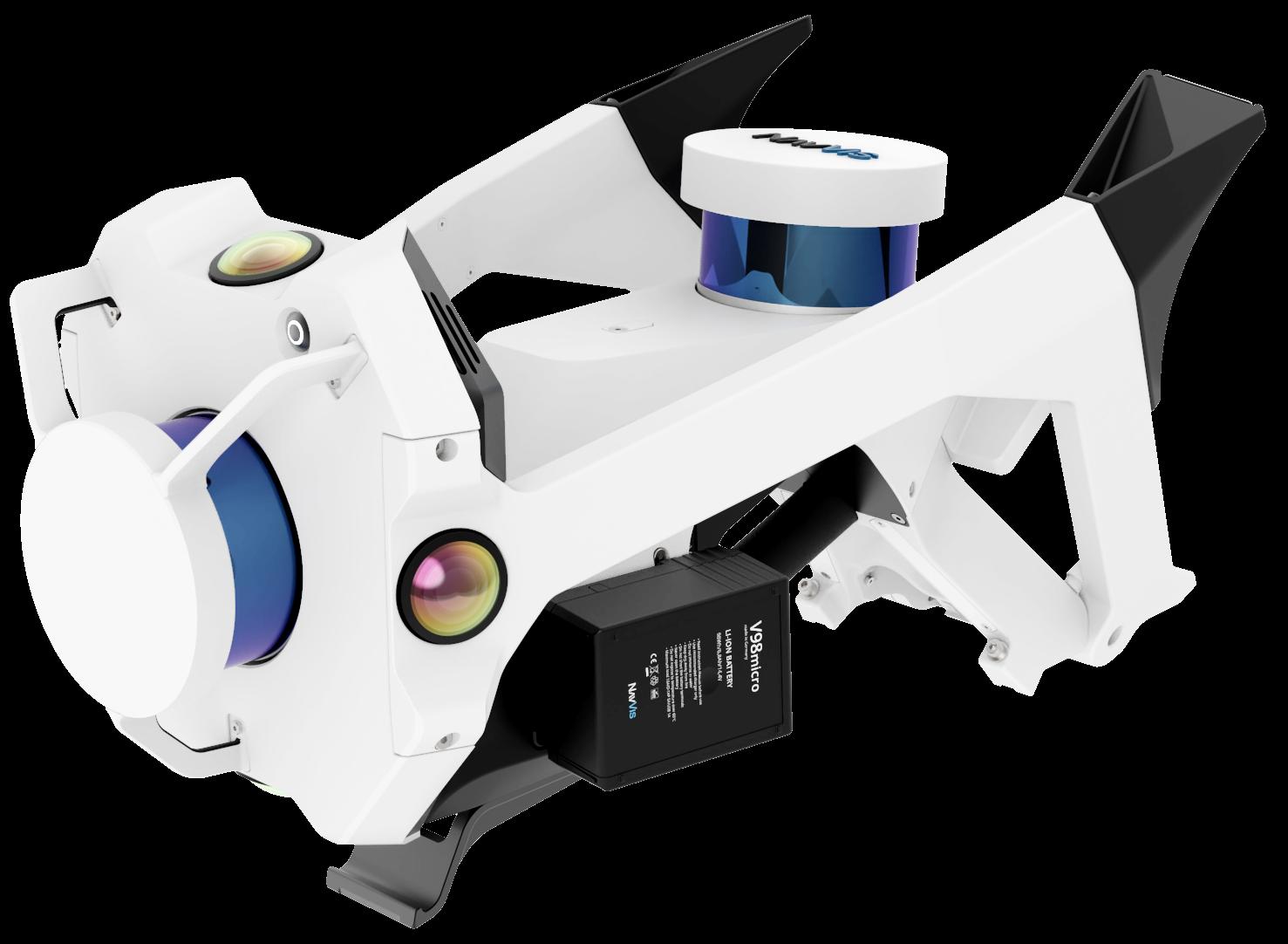 VLX NavVis - Scanners 3D
