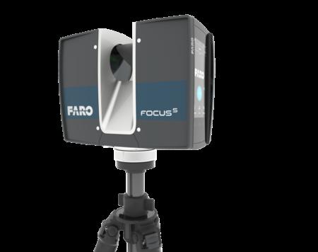 Focus S 70 FARO - Métrologie, Terrestre