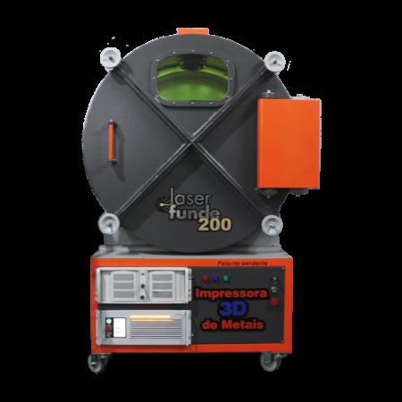 laser funde 200 Alkimat - Imprimantes 3D