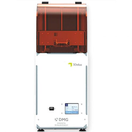 3Delux DMG - Dentaire