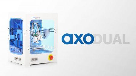 AxoDual Axolotl Biosystems - Bio-impression