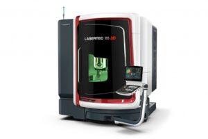 DMG Mori LASERTEC 65 3D Hybrid