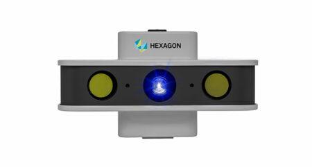 PrimeScan Hexagon Metrology - Métrologie