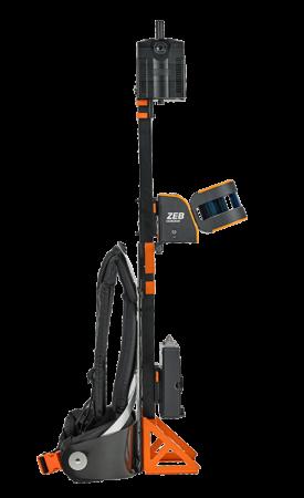 ZEB Discovery GeoSLAM - Scanners 3D
