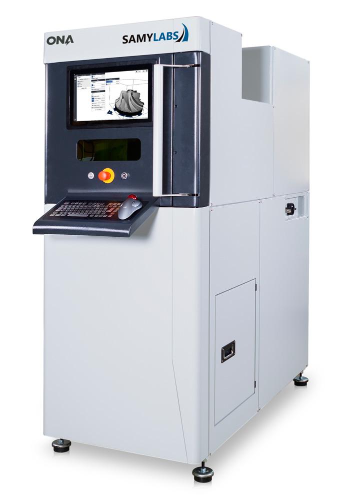 Alba 300 SamyLabs - Imprimantes 3D