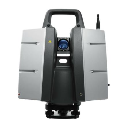 ScanStation P50 Leica Geosystems - Terrestre