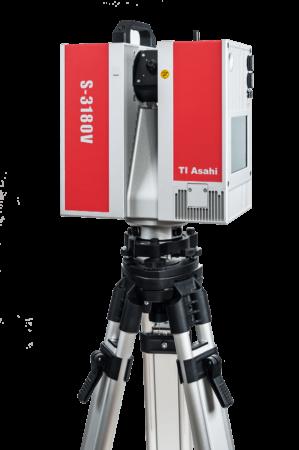 S-3180V Pentax - Scanners 3D